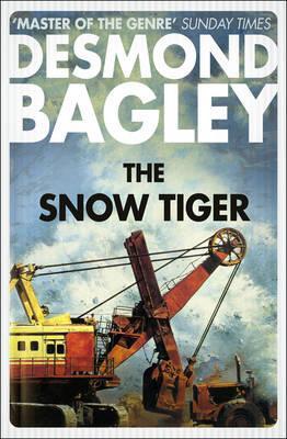 Desmond Bagley Thrillers –  The Tightrope Men, The Snow Tiger, The Enemy, Flyaway