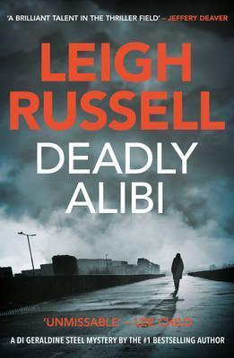 Leigh Russell In Conversation At Crimefest 2017