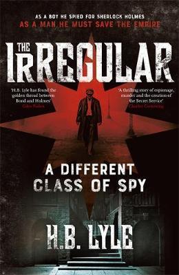 The Irregular: H.B. Lyle talks to Crime Time