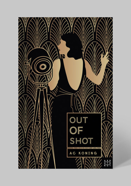 Coming in September: A. C. Koning's Out of Shot