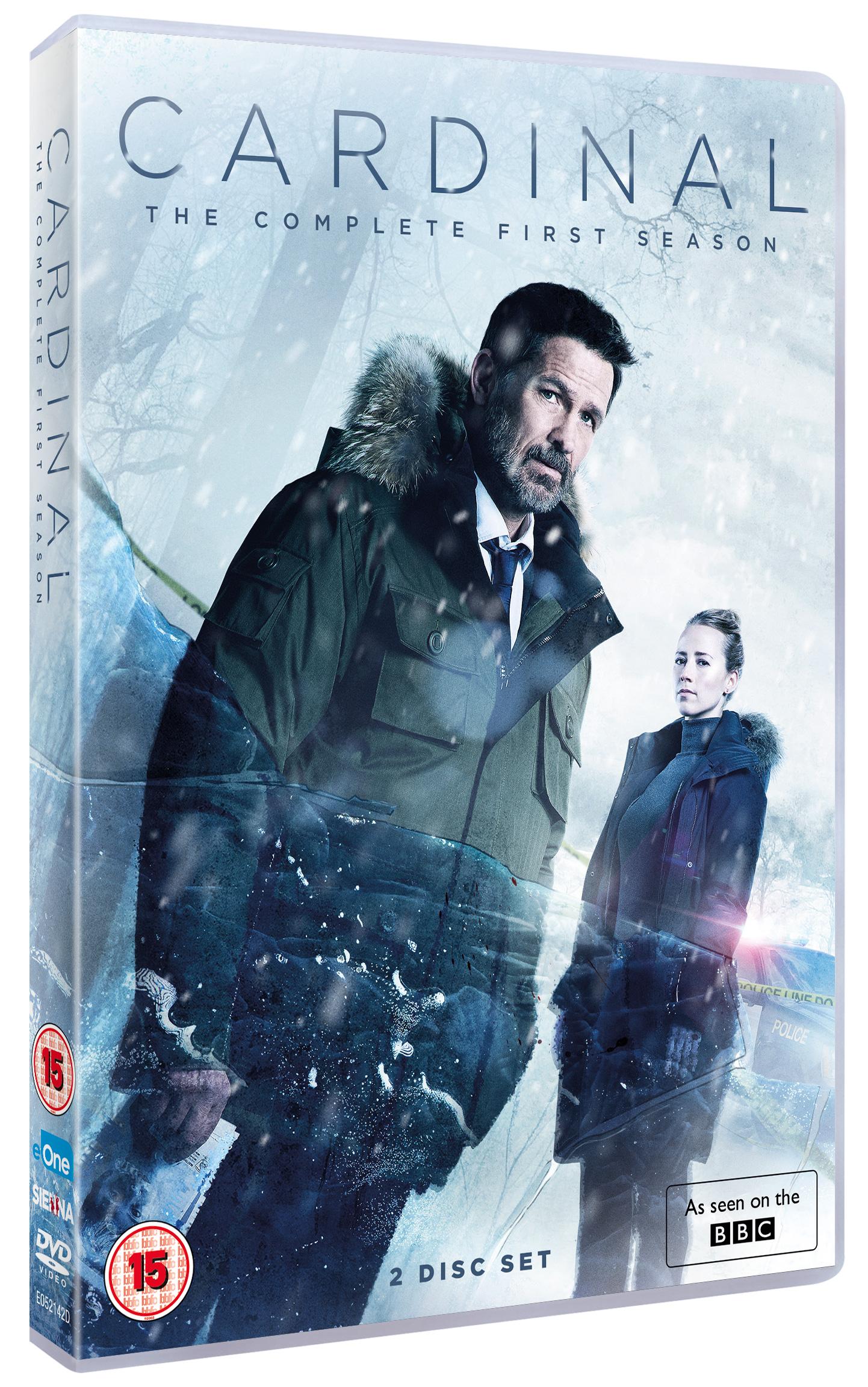 Cardinal First Season set for UK DVD Debut