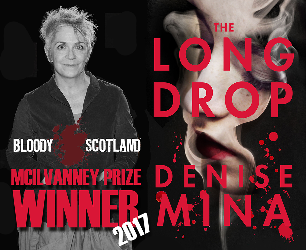 Denise Mina wins the McIlvanney for The Long Drop