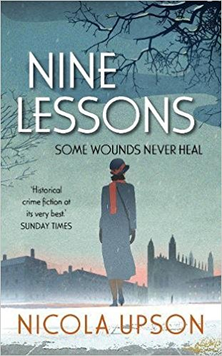 Nine Lessons by Nicola Upson, The Darkest Day by Håkan Nesser
