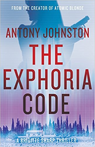 How hard could it be? Antony Johnston talks to Crime Time