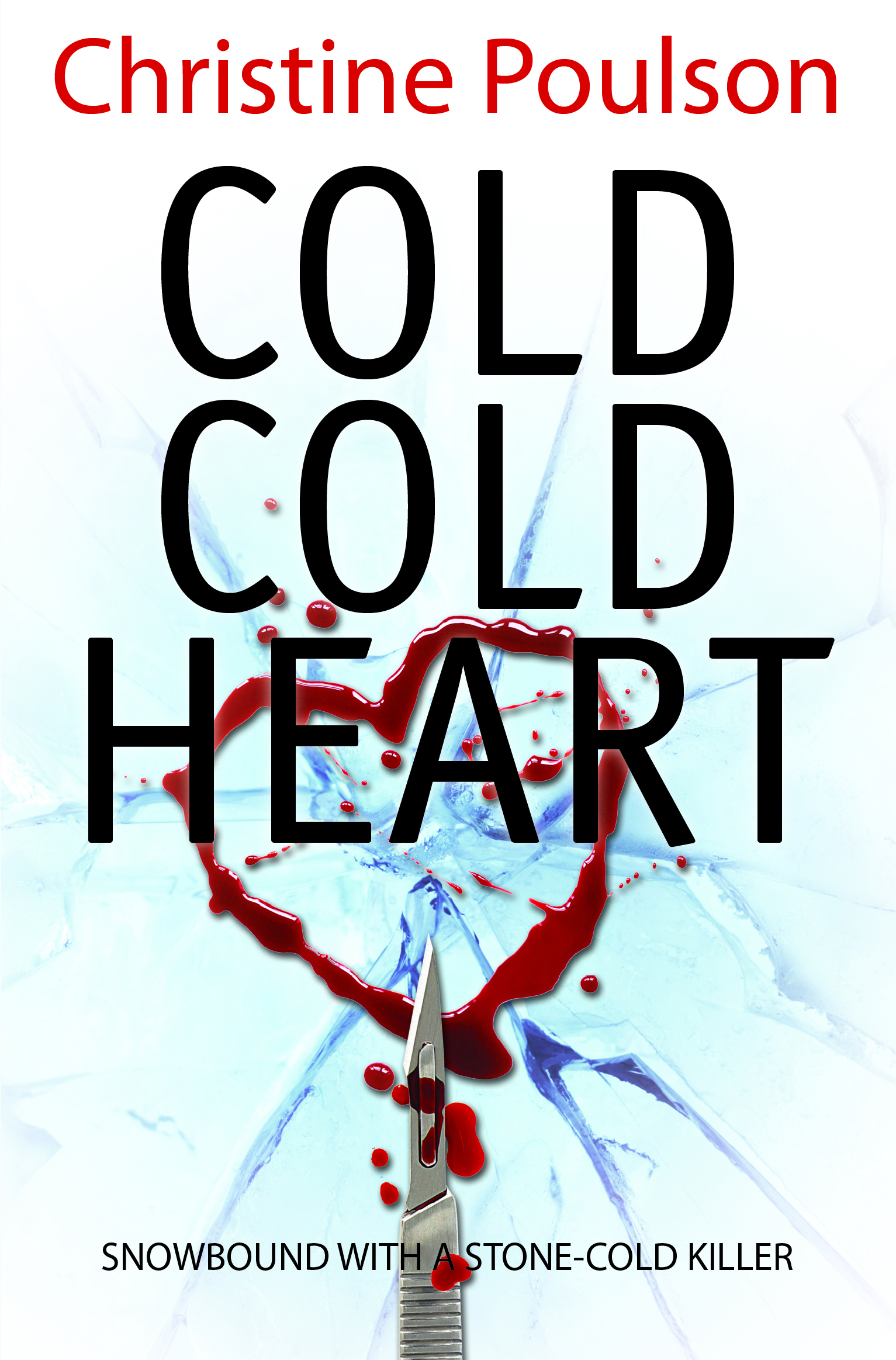 Cold, Cold Heart: Christine Poulson talks to Crime Time