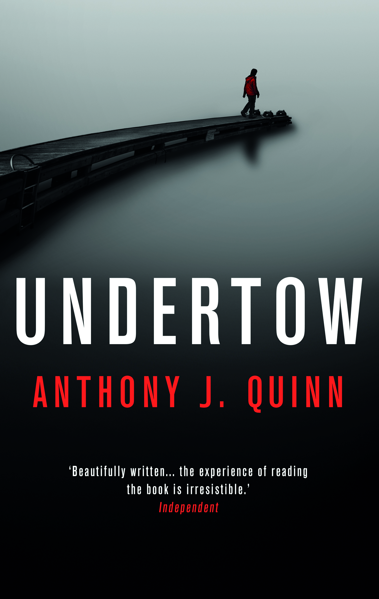 Undertow: Anthony J. Quinn talks to Crime Time