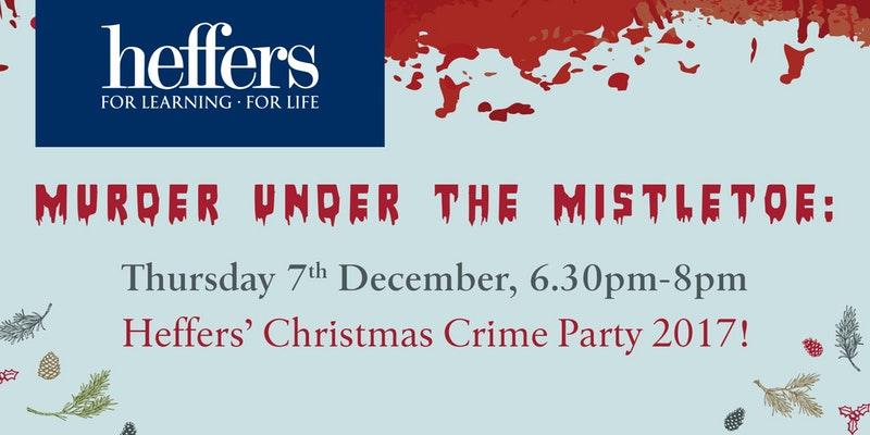 Murder Under the Mistletoe.