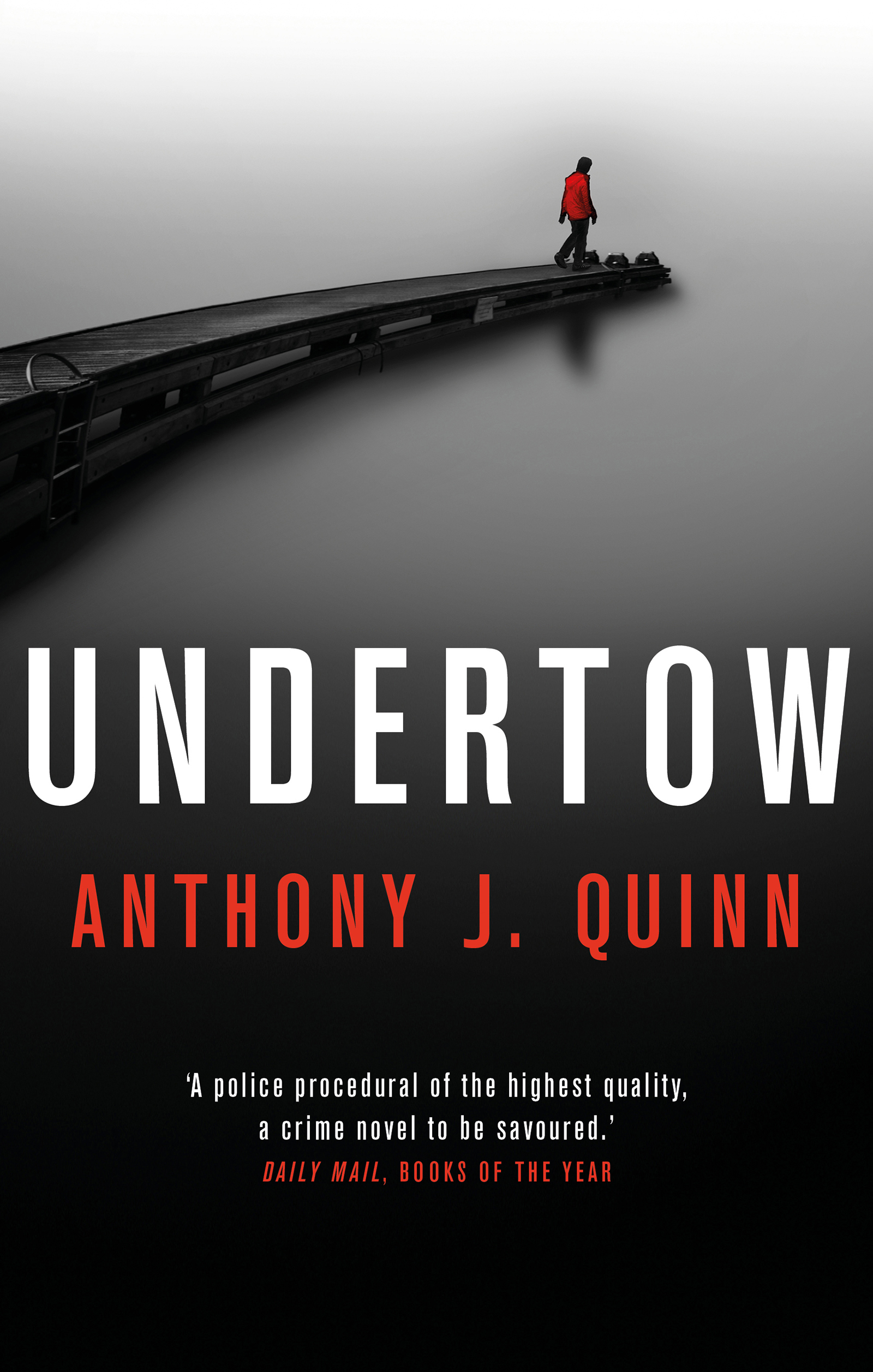 Undertow by Anthony J Quinn & The Vanishing Box by Elly Griffith