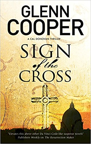 A Library in Florida: Glenn Cooper talks about Sign of the Cross