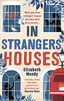 In Strangers' Houses: Elizabeth Mundy talks to Crime Time