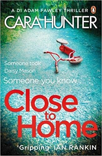 Why Close to Home really is 'close to home': Cara Hunter talks to Crime Time
