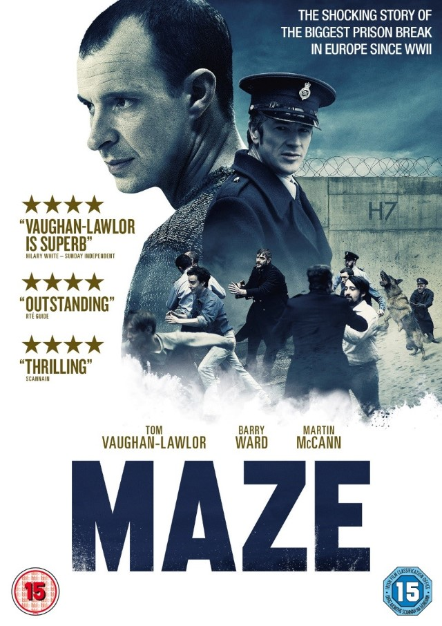 Lionsgate presents Irish box-office hit MAZE