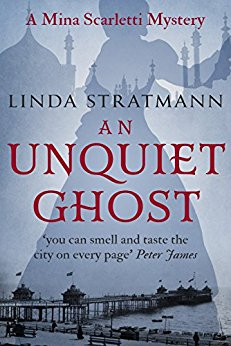 An Unquiet Ghost: Linda Stratmann talks to Crime Time