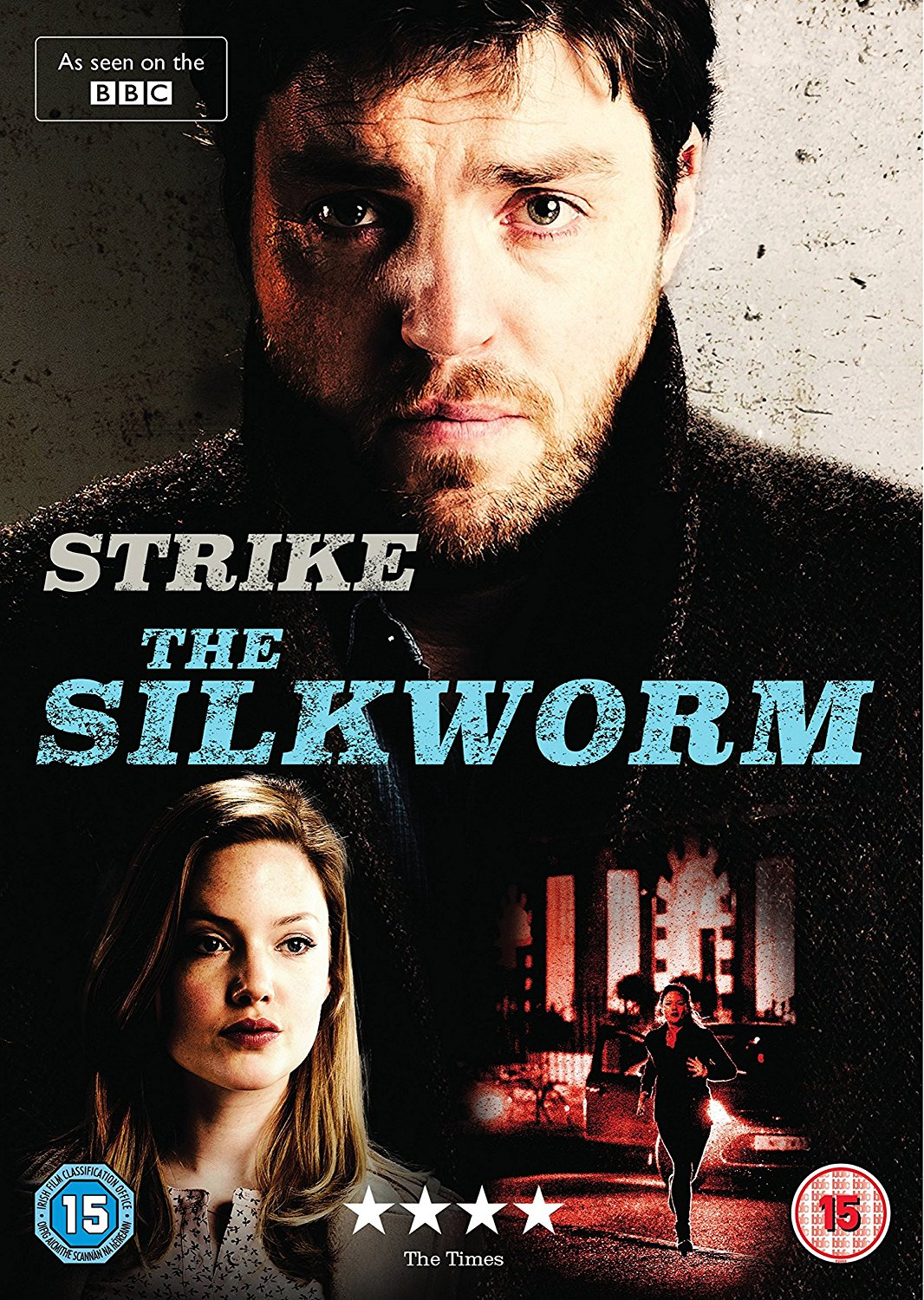 Strike: The Silkworm on DVD