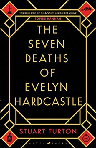 The Seven Deaths of Evelyn Hardcastle by Stuart Turton & Maigret Enjoys Himself by Georges Simenon