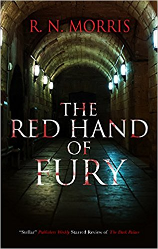 The Red Hand of Fury: R. N. Morris talks to Crime Time