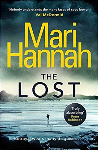 The Lost: Mari Hannah talks to Crime Time