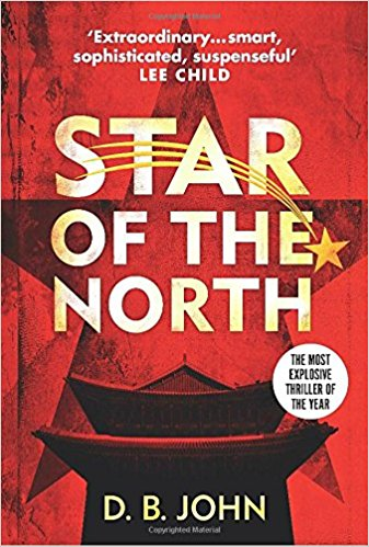 Star of the North: D.B. John talks to Crime Time