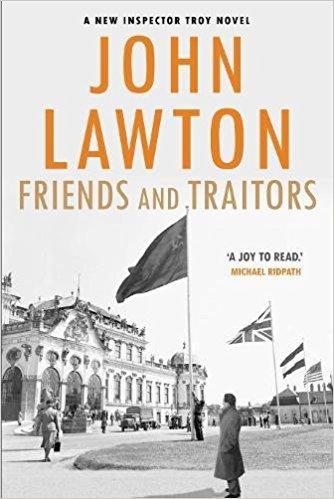 Friends and Traitors: John Lawton talks to Crime Time
