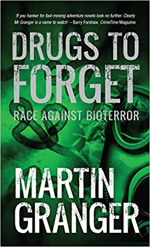 Drugs To Forget: Martin Granger Talks to Crime Time