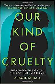 Our Kind of Cruelty: Araminta Hall talks to Crime Time