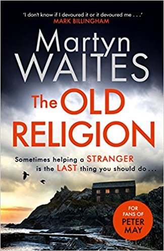 The Old Religion: Martyn Waites talks to Crime Time