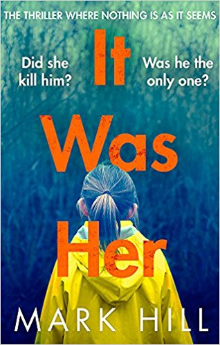 It Was Her: Mark Hill talks to Crime Time