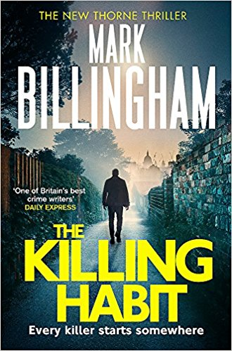 The Killing Habit by Mark Billingham &  The Old Religion by Martyn Waites