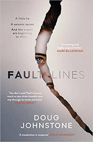 Fault Lines: Doug Johnstone talks to Crime Time