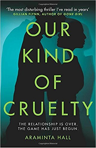Our Kind of Cruelty by Araminta Hall & Murder at the Grand Raj Palace by Vaseem Khan