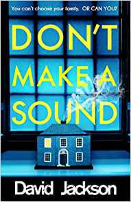 Don't Make a Sound: David Jackson talks to Crime Time