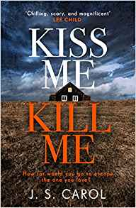 Kiss Me Kill Me: JS Carol talks to Crime Time