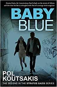 Baby Blue by Pol Koutsakis, translated by Anne-Marie Stanton-Ife