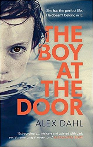 The Boy at the Door by Alex Dahl