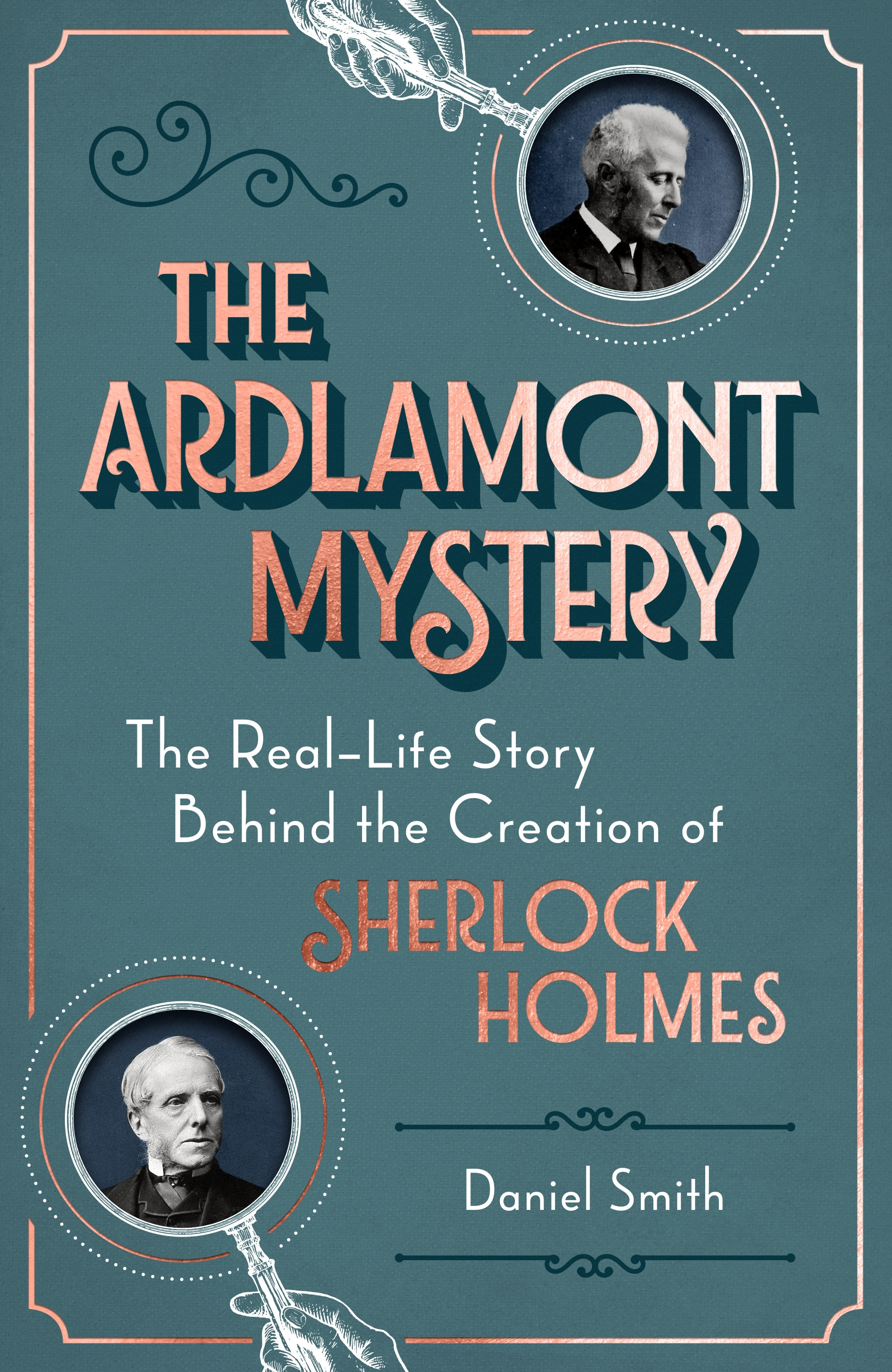 Sherlock Holmes and the Ardlamont Mystery: Daniel Smith talks to Crime Time
