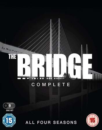 The Bridge: Complete Season IV & The Bridge I-IV DVD & Blu-ray, various directors/Arrow TV