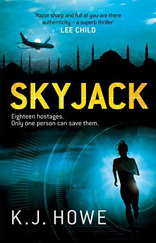 Skyjack: KJ Howe talks to Crime Time