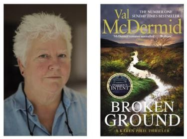 Broken Ground: An Hour with Val McDermid