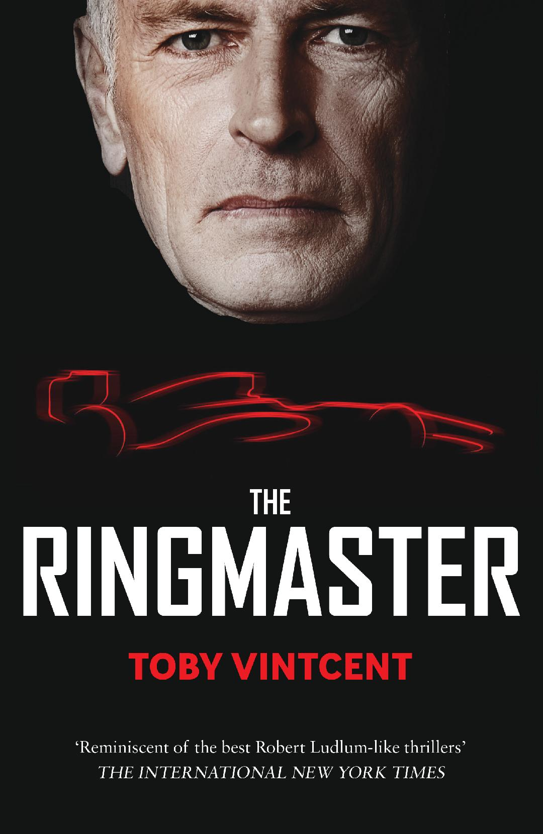 The Ringmaster by Toby Vintcent: extract