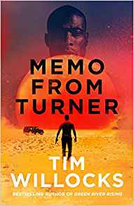 Memo from Turner by Tim Willocks &  A Noise Downstairs by Linwood Barclay