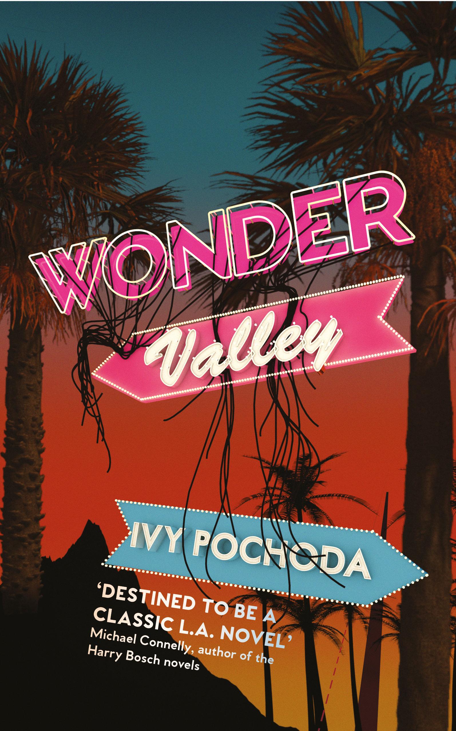 Wonder Valley: Ivy Pochoda talks to Crime Time