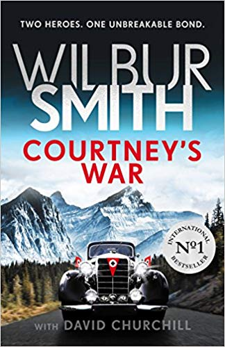 Wilbur Smith surpasses Agatha Christie in the longest running series by the same author in publishing history