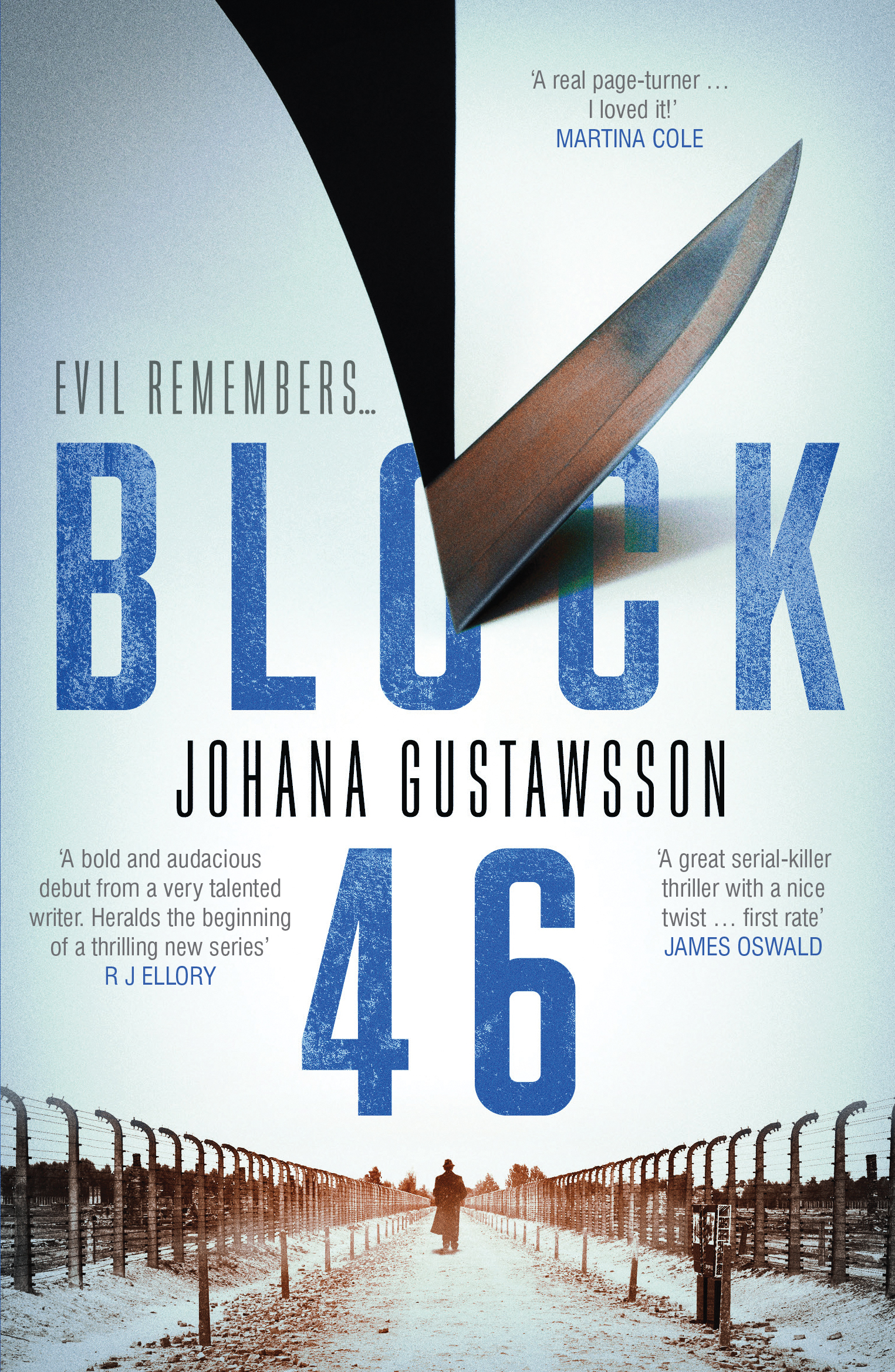 Orenda Books' Johana Gustawsson wins Palai D'Or and a TV deal