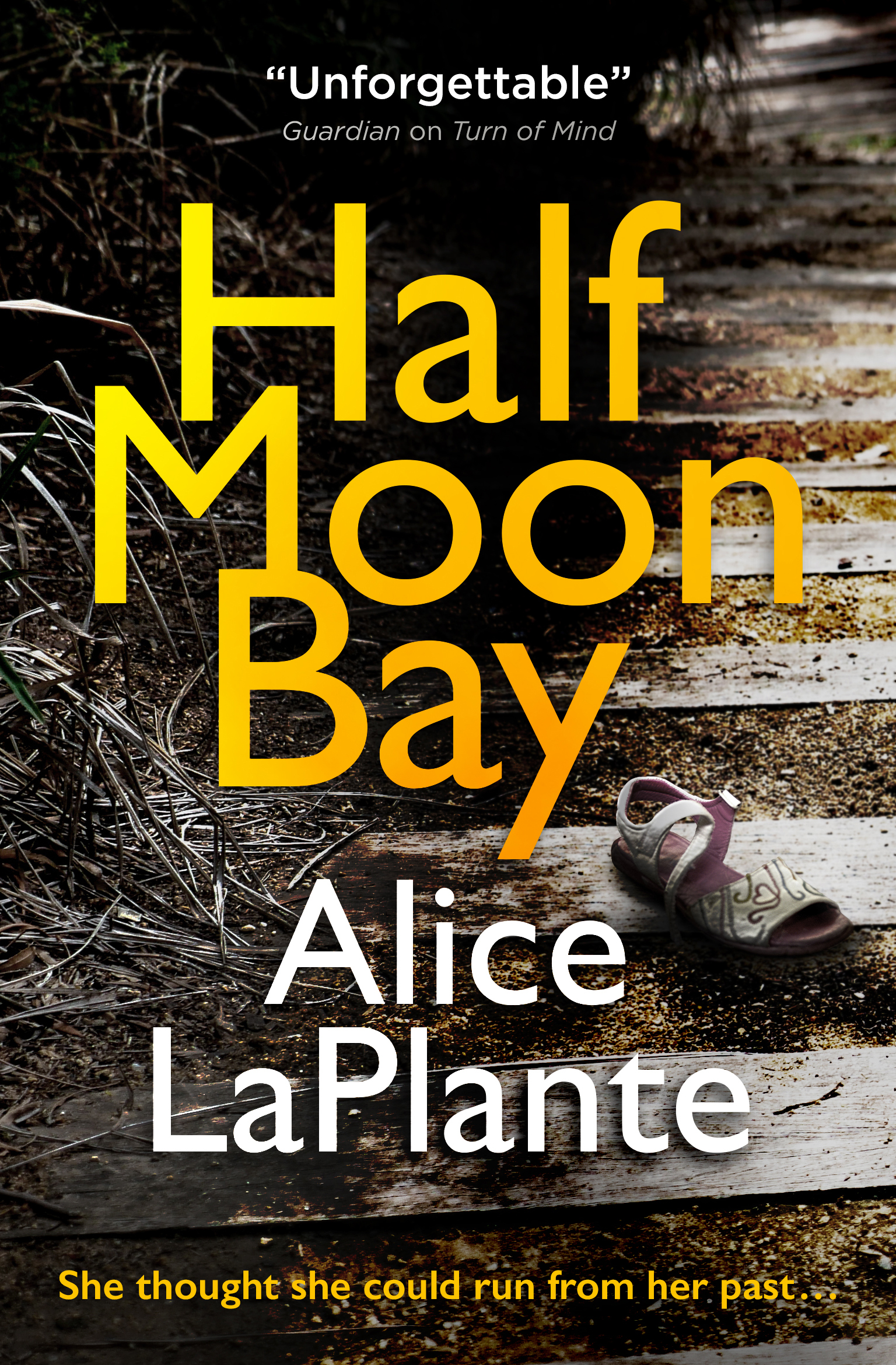 Location as Muse: Alice LaPlante on Half Moon Bay