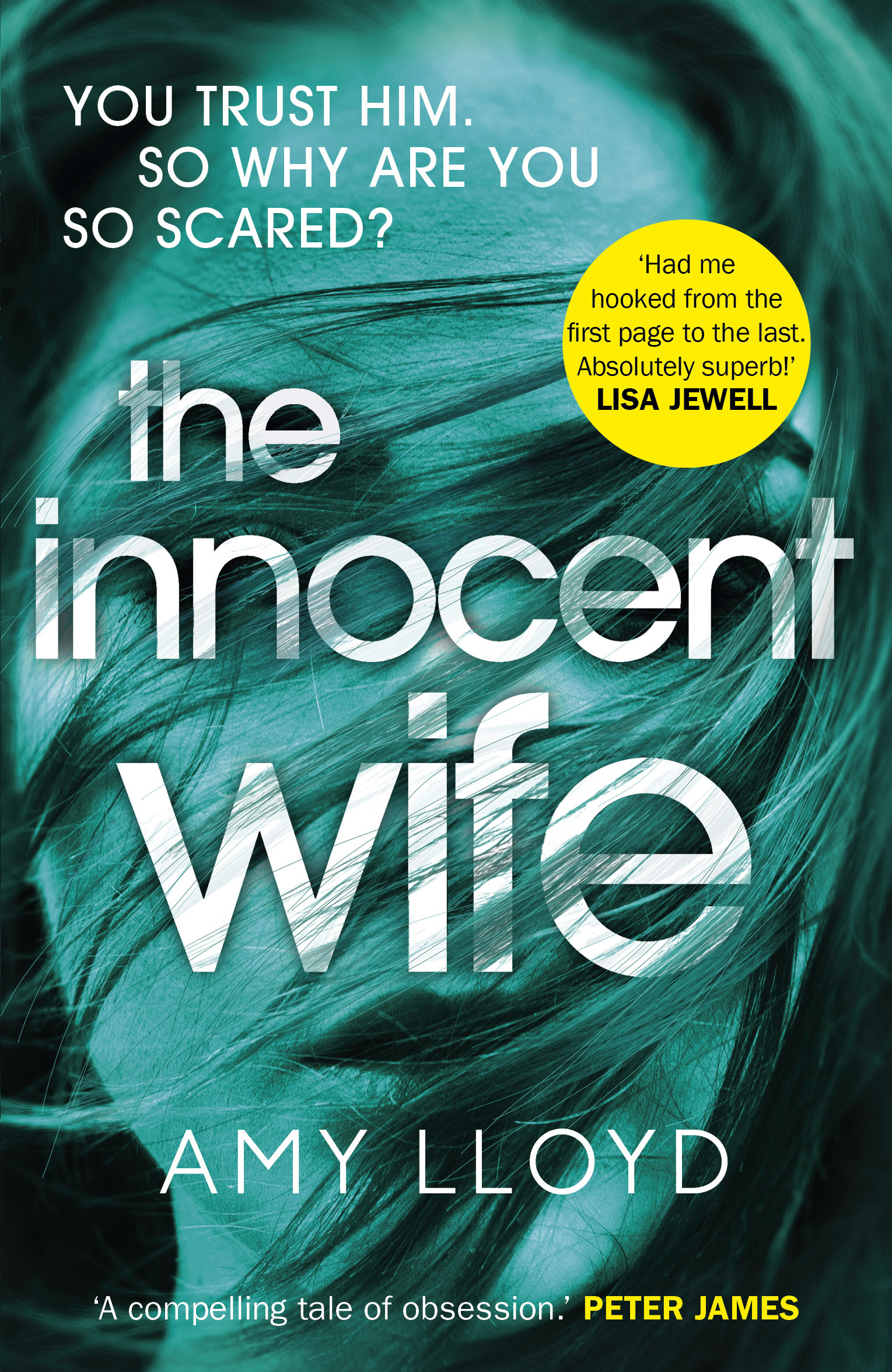 The Innocent Wife: Amy Lloyd talks to Crime Time