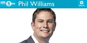 Super Thursday Crime Fiction on The Phil Williams Show