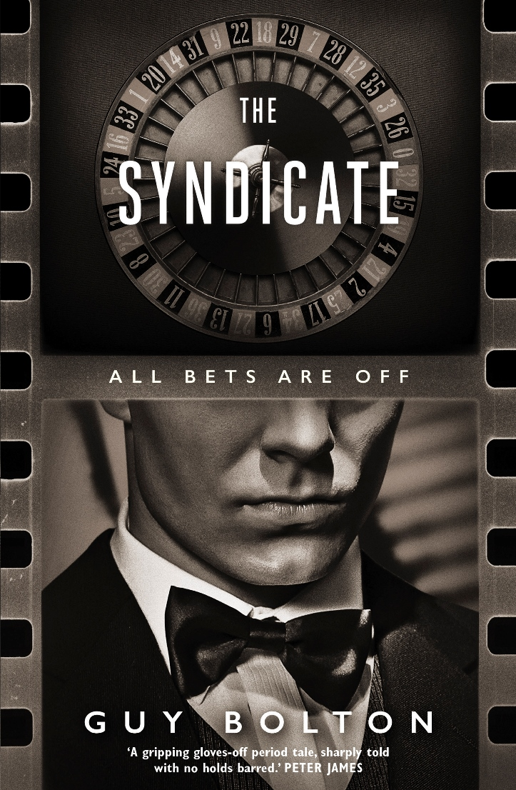 The Syndicate: Guy Bolton talks to Crime Time