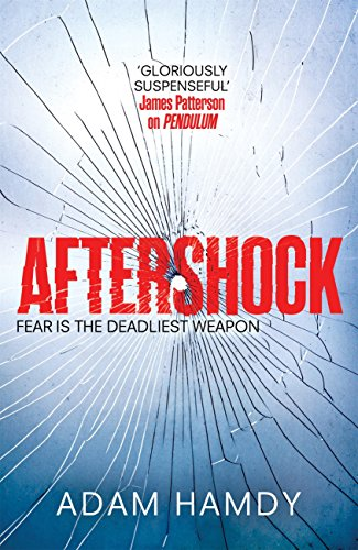 Aftershock: Adam Hamdy Talks to Crime Time