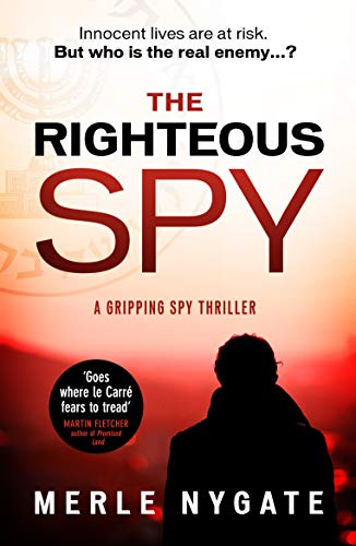A Righteous Spy: Merle Nygate talks to Crime Time
