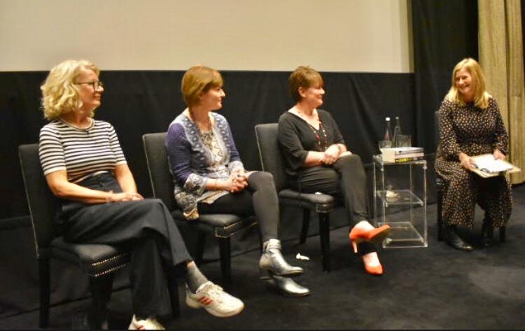 Crime in Soho with Fiona Barton, Renée Knight & Lesley Kara